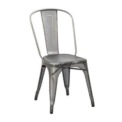 Tolix - Stuhl A - Brut Vernis perforiert