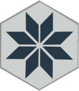 Zementfliese No. H20M001