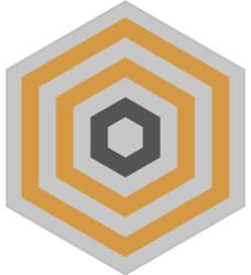 Zementfliese No. H20M0112