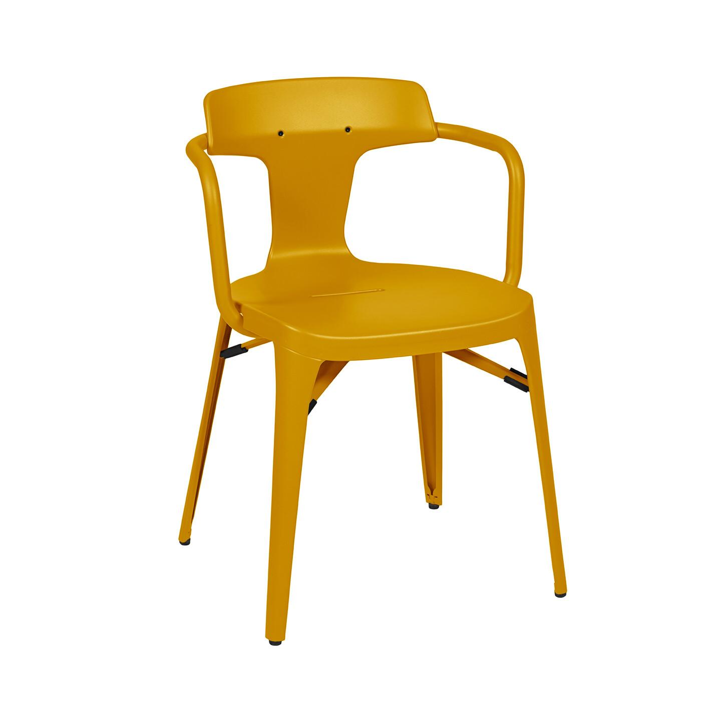 Tolix - Stuhl T14 - farbig