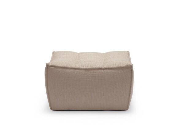 N701 Sofa - Polsterhocker, Beige