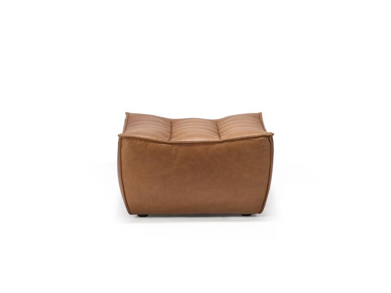 N701 Sofa - Polsterhocker, Leder