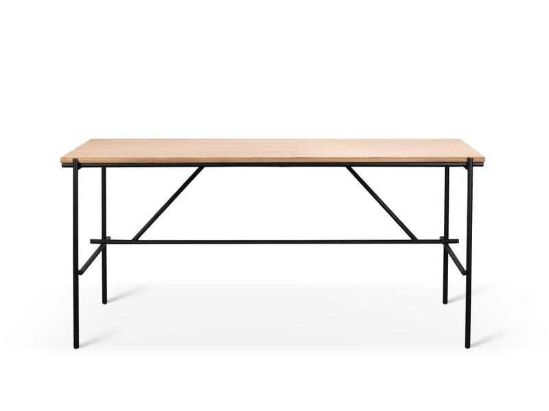 Oscar Schreibtisch - Eiche