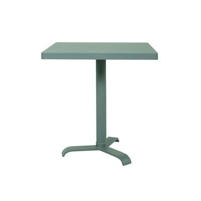 Tolix - Tisch Guéridon 77 - rechteckig farbig