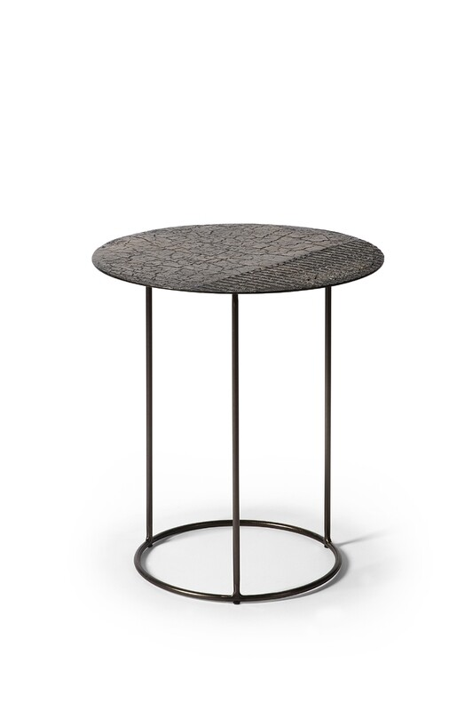 Celeste Sidetable - Lava Linear, Whisky