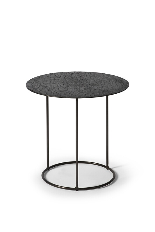 Celeste Sidetable - Lava, Black