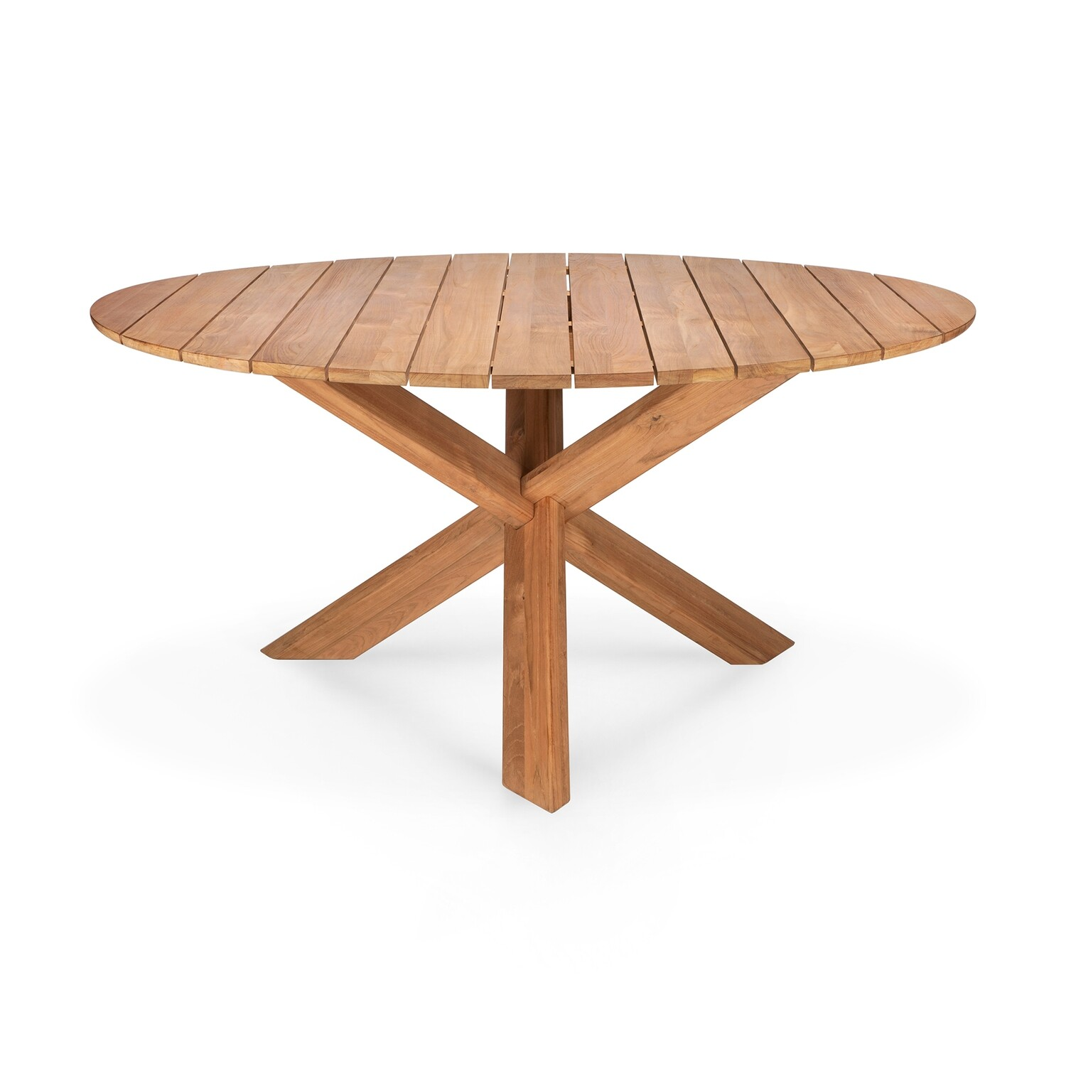 Circle Tisch Outdoor - Teak