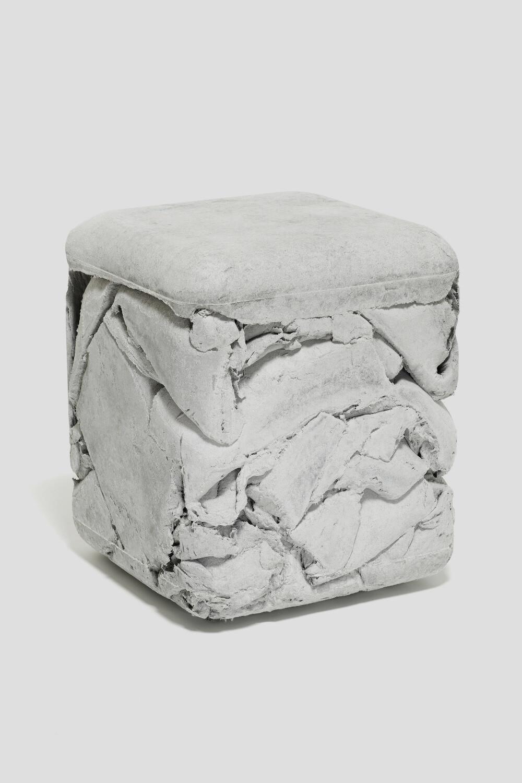 Trash Cube Hocker