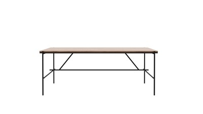 Oscar Schreibtisch - Teak