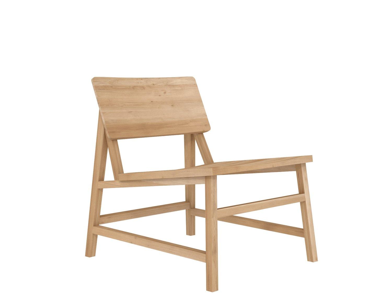 N2 Lounge Stuhl - Eiche