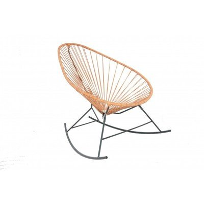 Acapulco Rocking Chair - Leder