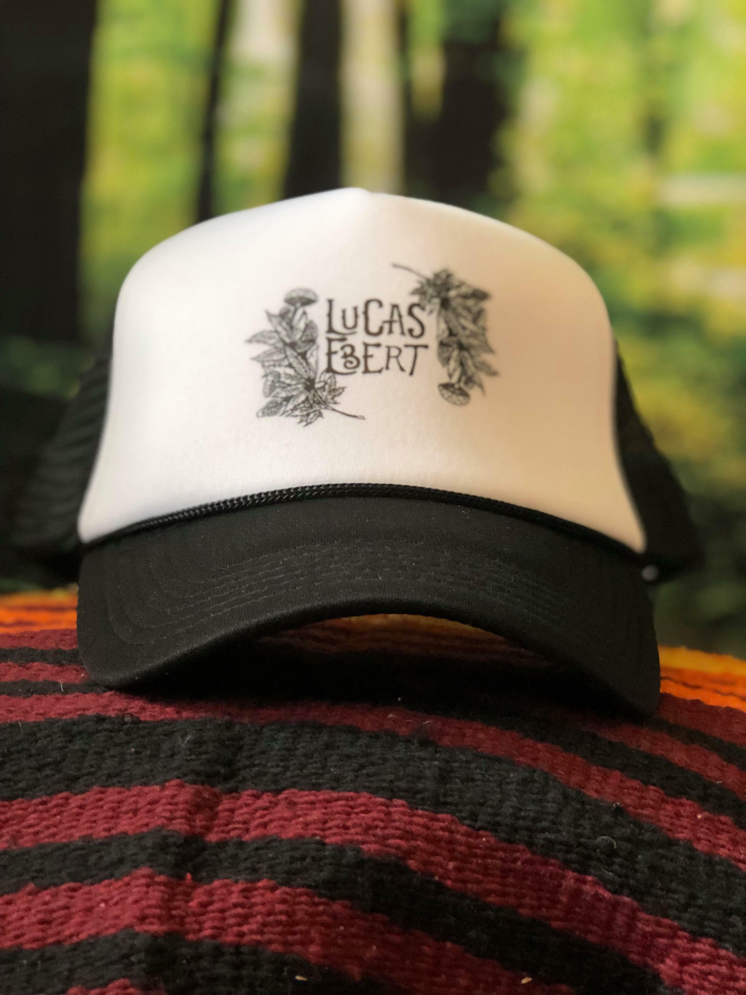 Trippy Trucker Hat 00008