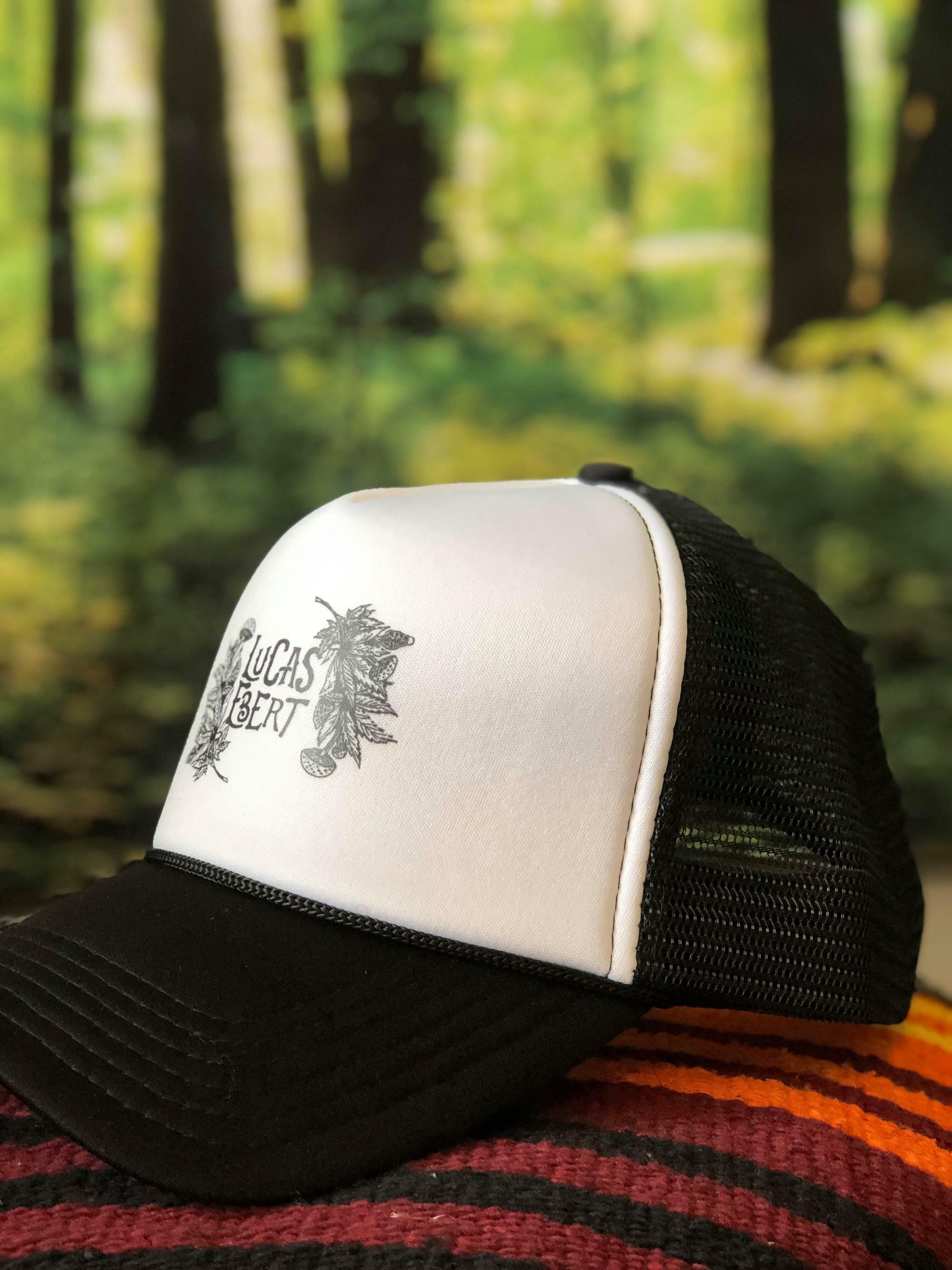 Trippy Trucker Hat