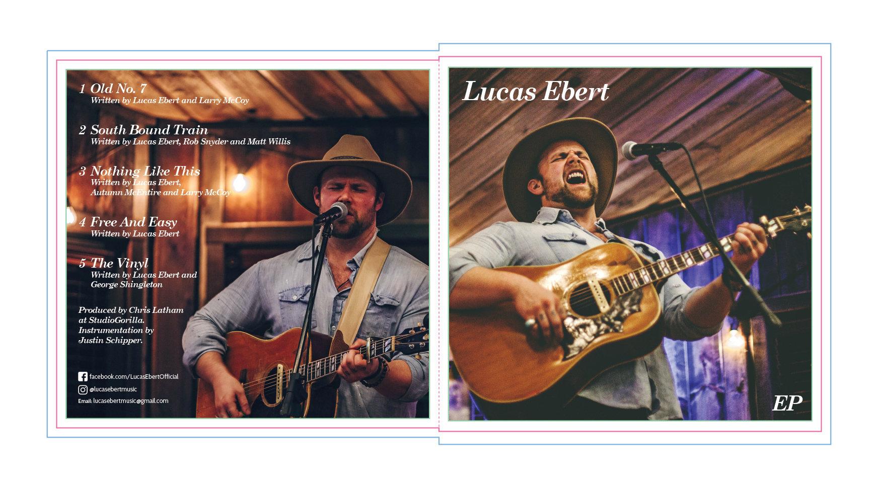 Lucas Ebert EP 888295730679