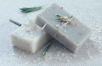 Goat Milk Soap- Oatmeal Cherry Almond