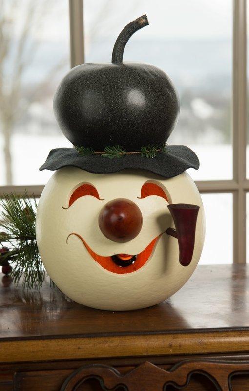 Walter Snowman Head- Large
