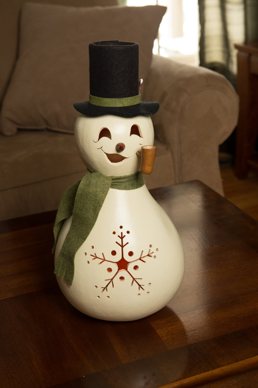 MB Snowman- Large