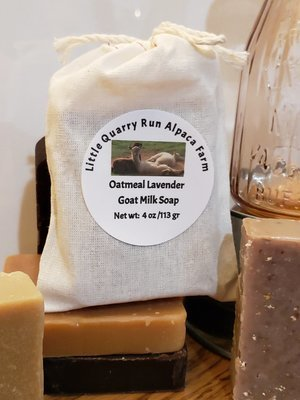 Goat Milk Soap- Bay Rum