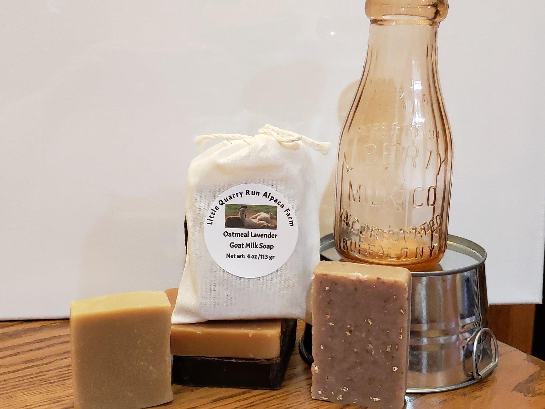 Goat Milk Soap- Cherry Almond