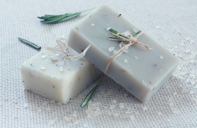 Goat Milk Soap- Lemongrass