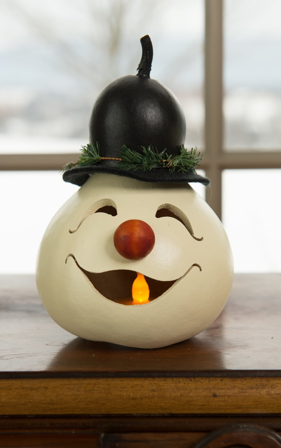 Walter Snowman Head- Small