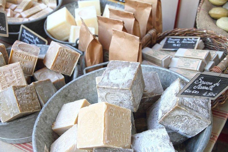 Goat Milk Soap-  Oatmeal Scent Free