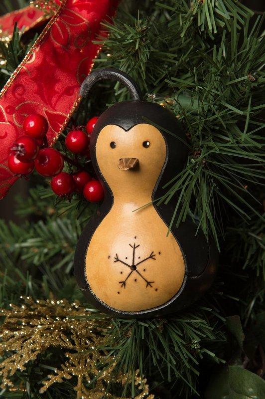 Tux Ornament