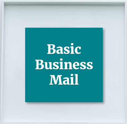 Basic Business Mail
