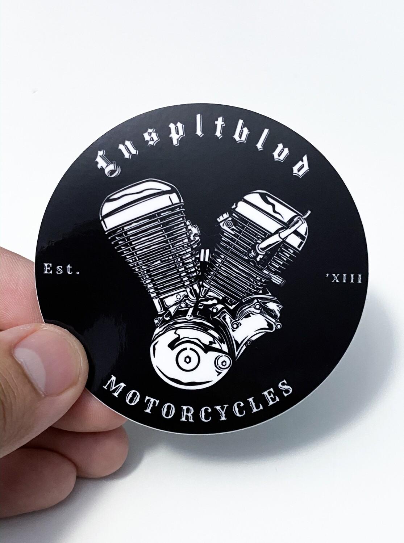 LNSPLT Motors Stickers