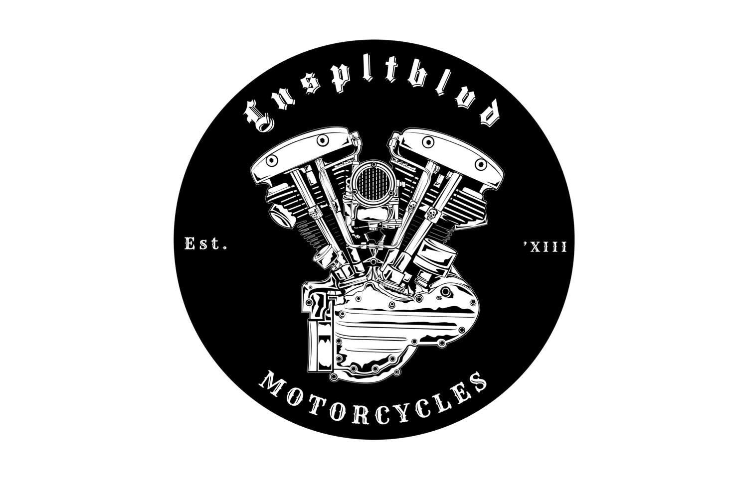 Shovelhead Sticker