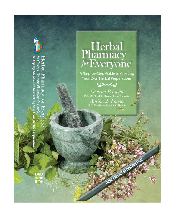 Herbal Pharmacy for Everyone (DVD) Conference Special $25.00. Regular Price $39.95.