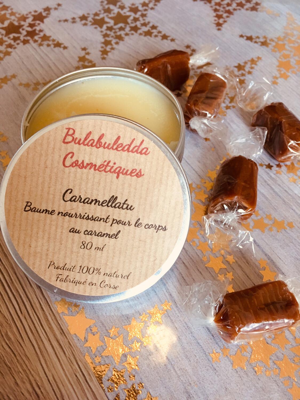 Caramellatu, Baume pour le corps au caramel