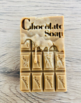 Savon Cioccolata chocolat café tablette