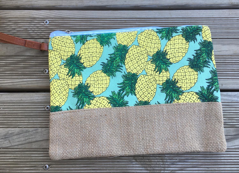 Trousse ananas 🍍