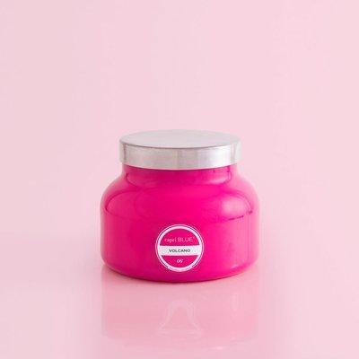 Capri Blue Volcano Candle- Pink