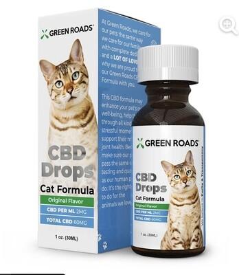 Feline CBD Drops