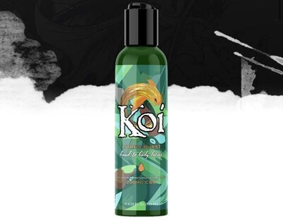 KOI CBD Infused Hand and Body Lotion- Citrus Burst