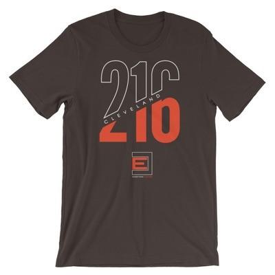 Enheritance CLEVELAND 216 T-Shirt