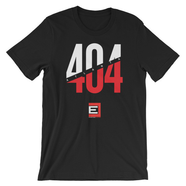 Enheritance ATLANTA 404 T-Shirt