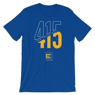 Enheritance CALIFORNIA 415 & 213 T-Shirts
