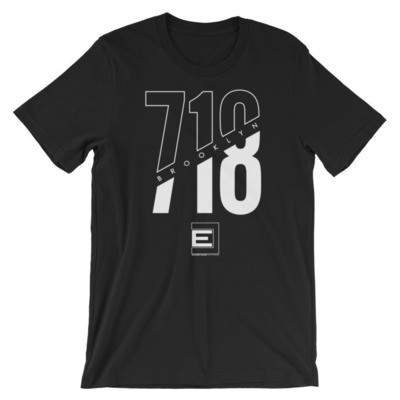 Enheritance BROOKLYN 718 T-Shirt