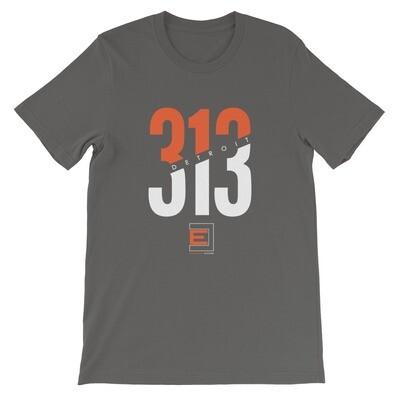 Enheritance DETROIT 313 T-Shirt