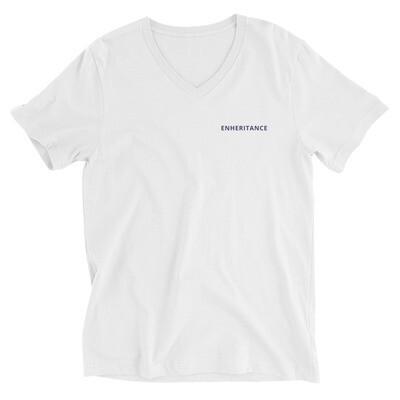 Enheritance CANVAS V-Neck T-Shirt
