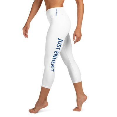 Ladies JUST ENHERIT 3.0 Yoga Capri Leggings