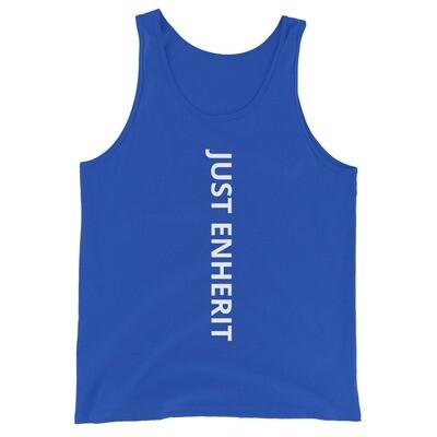 JUST ENHERIT 3.0 Unisex Tank Top