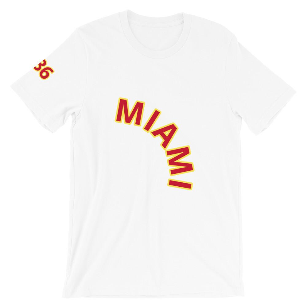 MIA CURVE 786 Unisex Premium T-Shirt