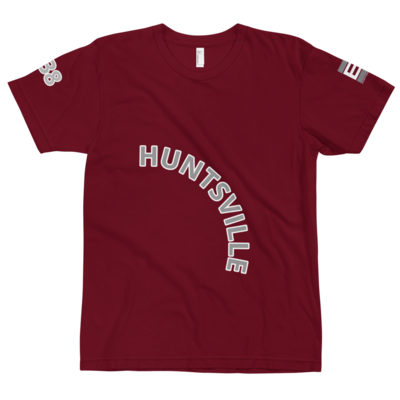 HUNTSVILLE CURVE 938 Unisex Jersey T-Shirt