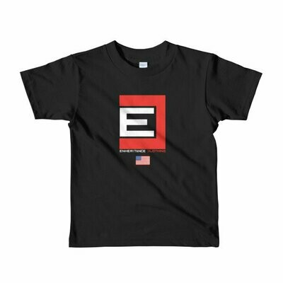 Enheritance USA/UK COUNTRY Kids T-Shirt