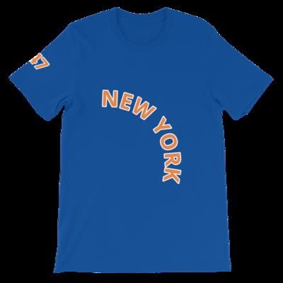 NYC CURVE 347 Unisex Premium T-Shirt