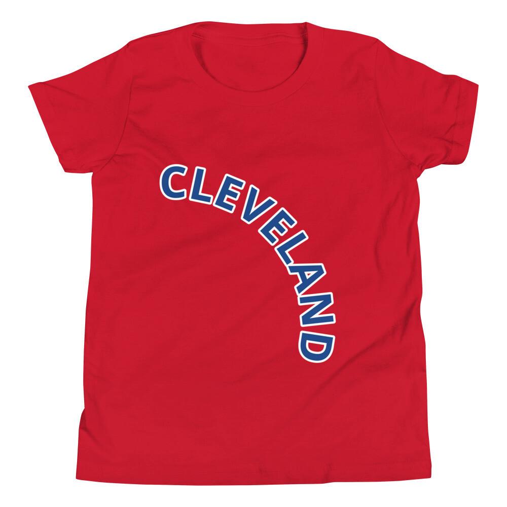 CLEVE CURVE Unisex Premium Youth T-Shirt
